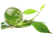 environmental benefits icon
