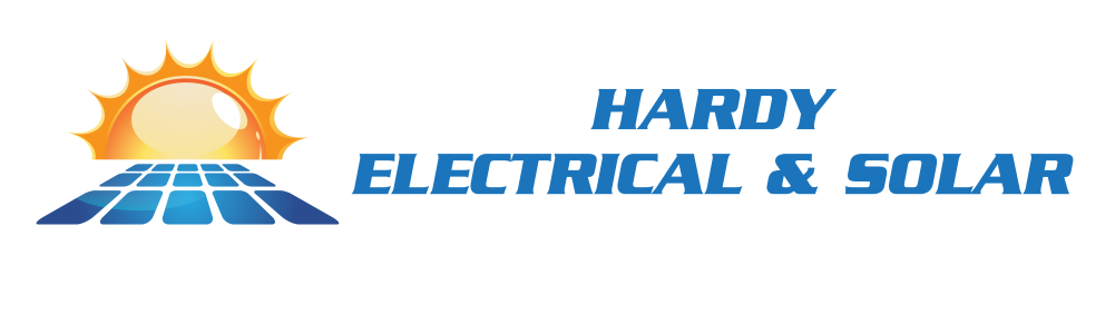 Hardy Electrical & Solar Logo