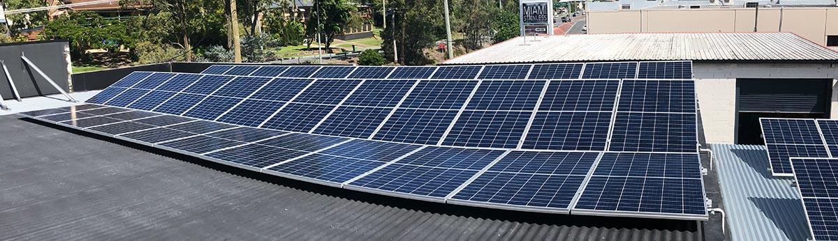 solar power tweed heads south